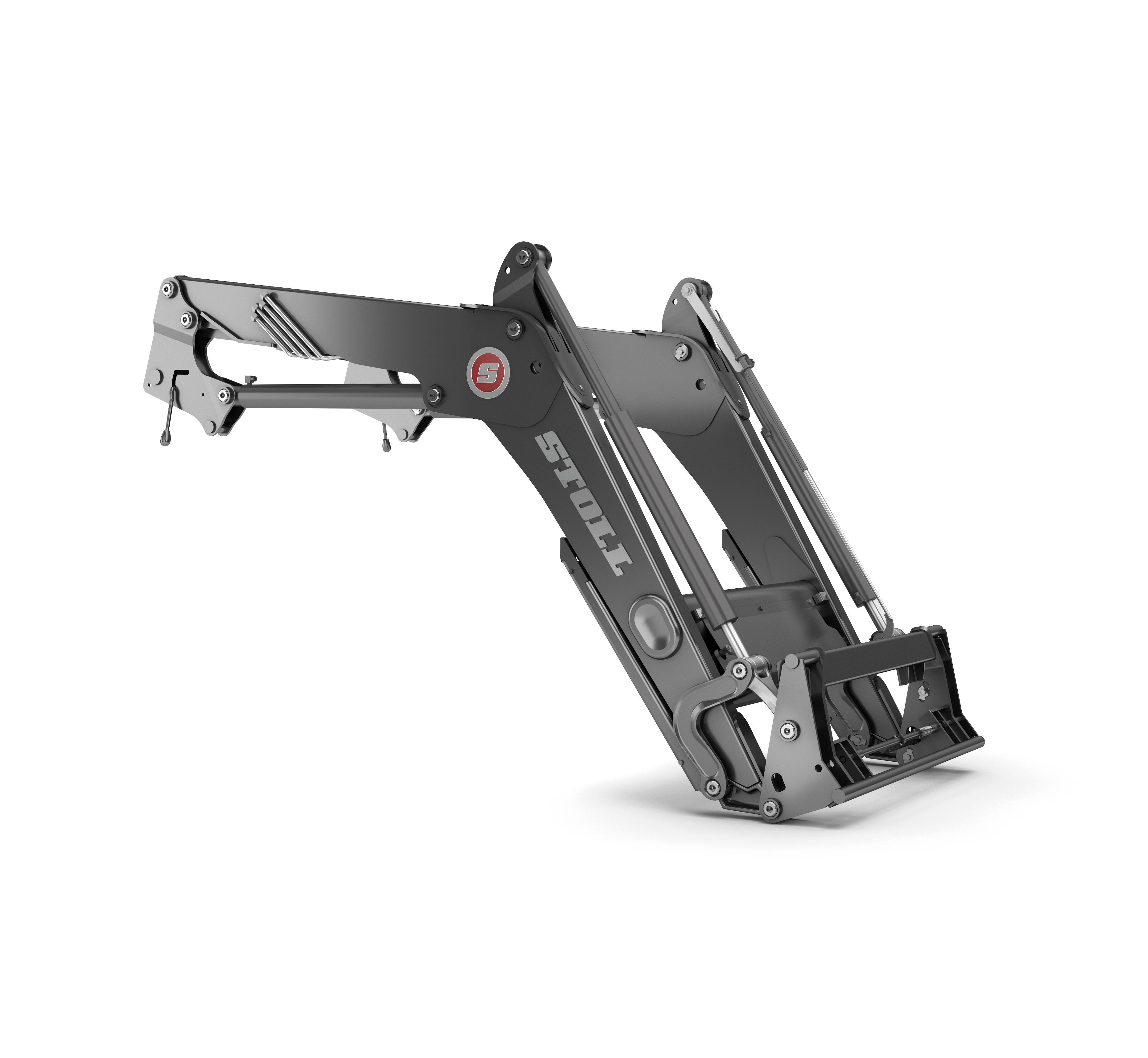 Handgriff Stoll Robust Profiline FZ Solid